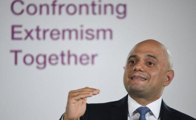 Sajid Javid warns of naked populism in US - BBC News
