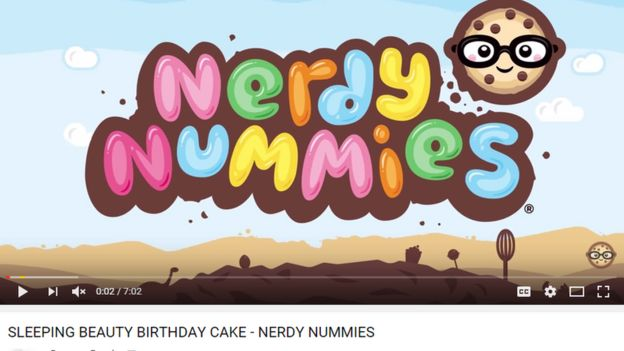 Canal Nerdy Nummies