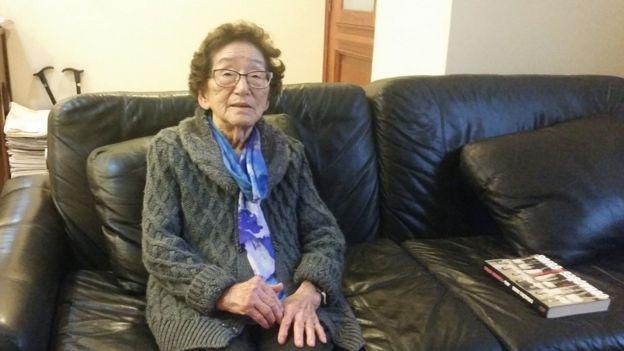 Aiko Higuchi, 98