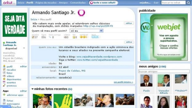 6243b99f3d661 Exclusivo: Investigação revela como blog defendia Dilma com rede de ...