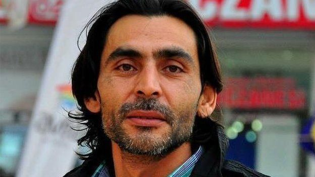 Raqqa is Being Slaughtered Silently activist Naji Jerf