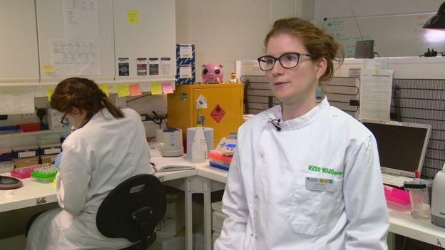 Dr Helen Senn