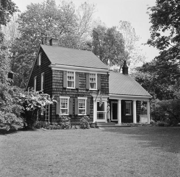 خانه تامس پین در نیویورک