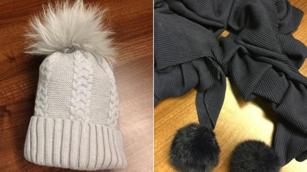7c62b8c53b6 Faux fur or real - do you know what you re wearing  - BBC News