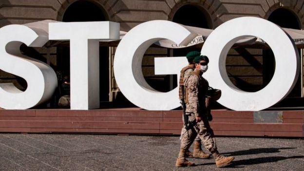El gobierno de Chile decidió decretar cuarentena obligatoria total para la provincia de Santiago y otras comunas aledañas.