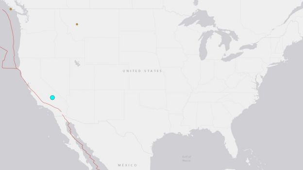 napa del USGS