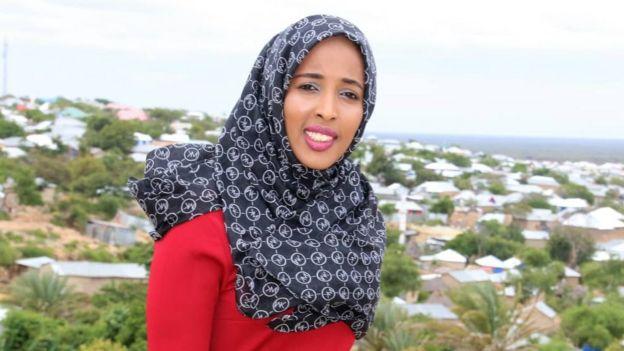 Maryan in Somalia