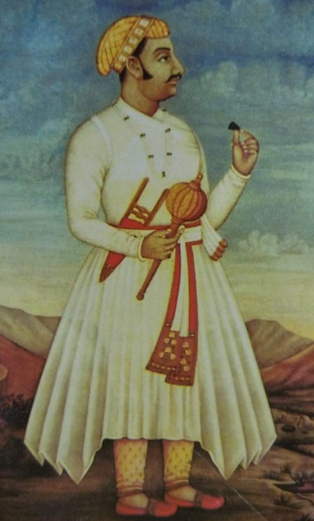 रीमा हूजा की किताब 'महाराणा प्रताप- द इनविंसिबिल वारियर'