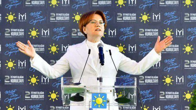 Meral Akşener tek aday olduğu İYİ Parti kurultayında Genel Başkan seçildi: 'Türkiye'yi yeniden ayağa kaldıracağız'