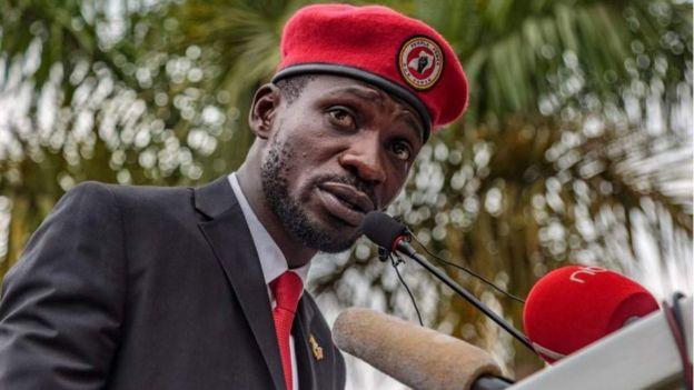 Mwanasiasa na msanii wa Uganda Bobi Wine