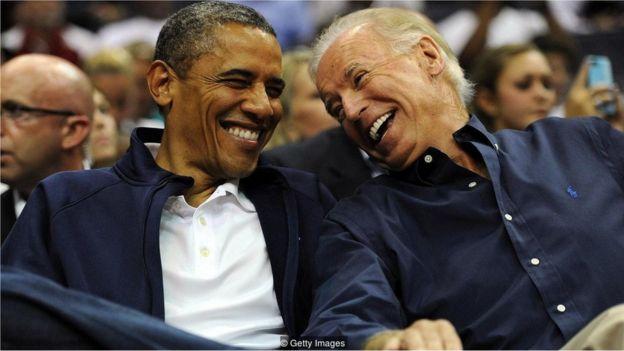 Obama ve Biden