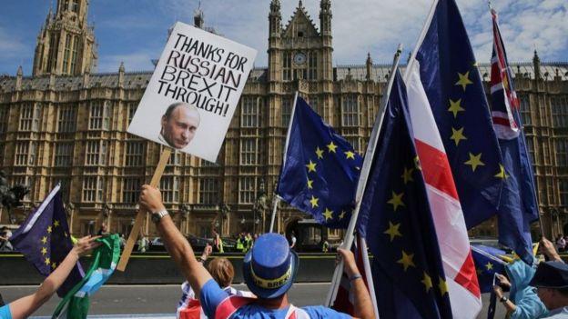 من الواضح تماماً أن روسيا سعت للتأثير على نتائج الانتخابات، سواء في بريطانيا أو في دول أخرى.