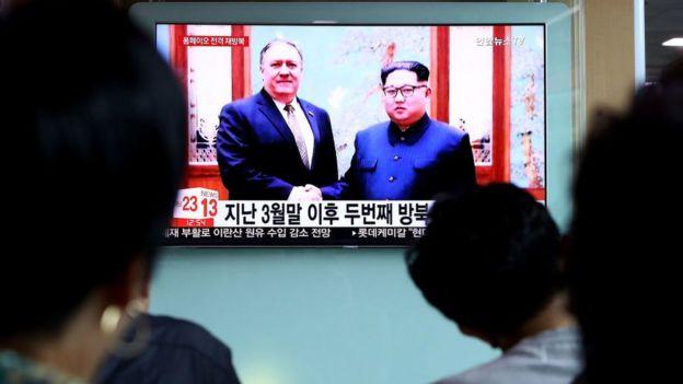 Trump suspenderá las maniobras militares de EEUU en Corea