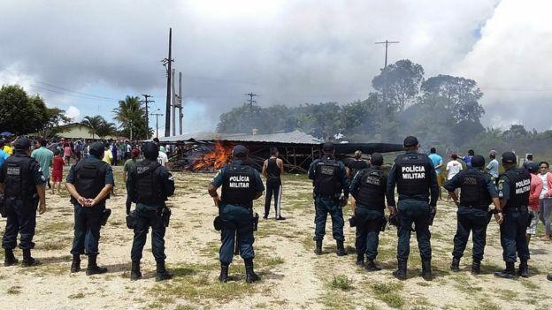 Política Militar em Pacaraima