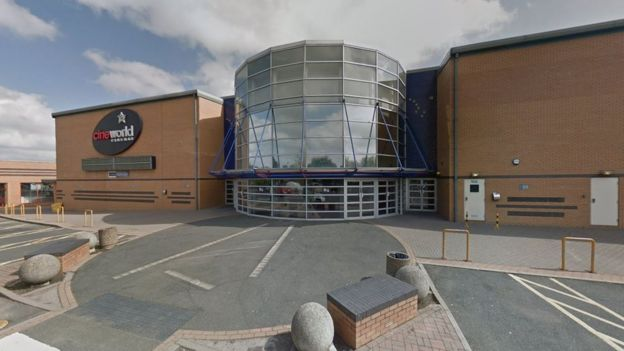 Cineworld Shrewsbury