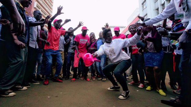 Eleitores do MDC