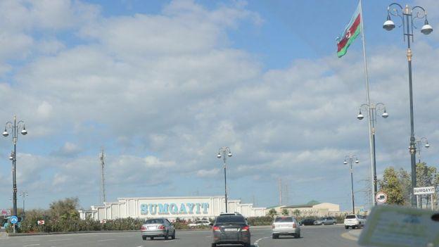 Sumqayıt Sumqayıtda bir mağaza 150 nəfəri aldatdığı deyilir Texnom Technome
