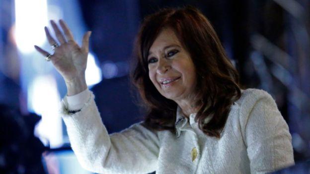 Crsitina Kirchner
