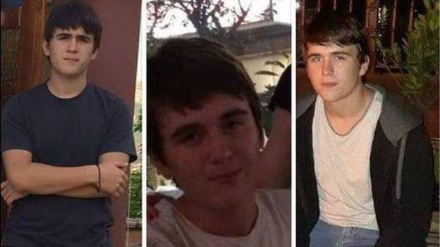 Dimitrios Pagourtzis, el supuesto responsable del tiroteo en una secundaria en Texas