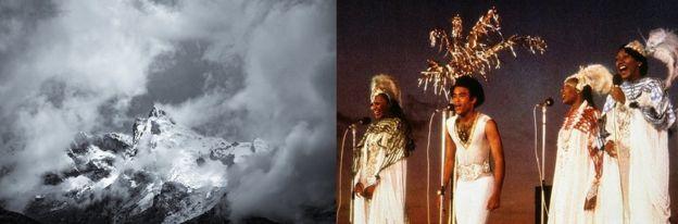 Los Andes y Boney M