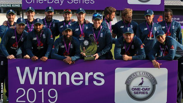 Cricket World Cup: Will anyone stop England? World Cup