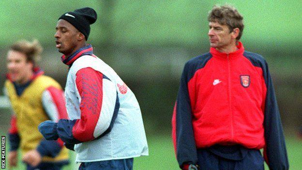 Vieira and Wenger