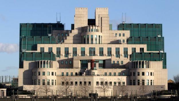 MI6总部大楼