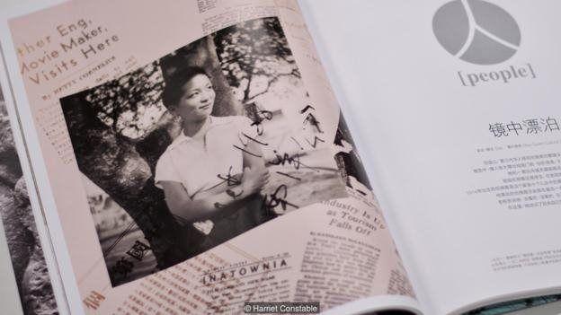 Sutradara perempuan semakin mendapat pengakuan— majalah China Life Magazine menampilkan Esther Eng dan wawancara dengan sutradara Louisa Wei.