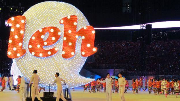 The rise of Singlish - BBC News