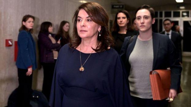 Sopranos oyuncusu Annabella Sciorra, Weinstein'ın kendisine tecavüz ettiğine dair ifade verdi