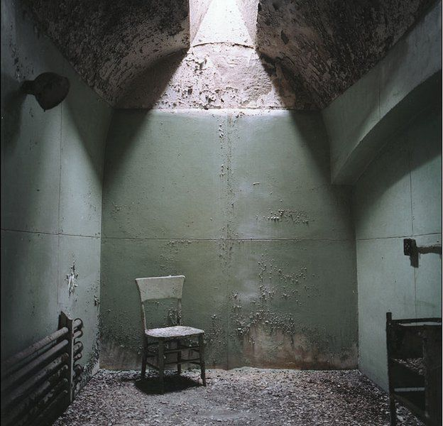 A solitary cell