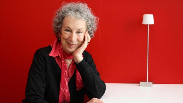 Margaret Atwood, 78 anos