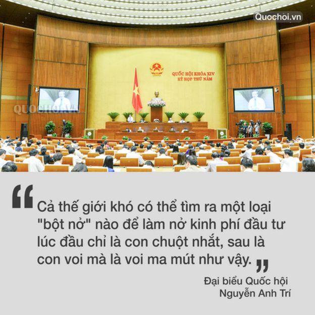 Quote ĐBQH Nguyễn Anh Trí