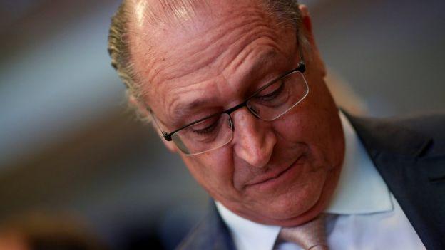 Geraldo Alckmin está atrás de Jair Bolsonaro em redutos históricos do PSDB.