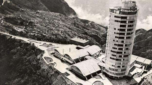 Hotel Humboldt (Foto: Colección Sanabria)