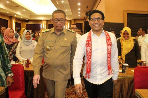 Menteri Desa dan PDTT, Abdul Halim Iskandar