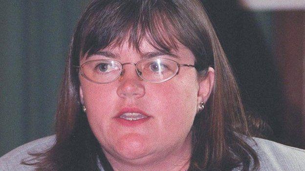 Lousie Casey, in 2007