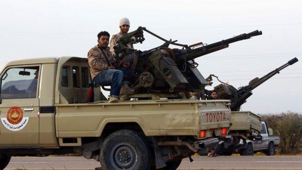 Libya Dawn militia