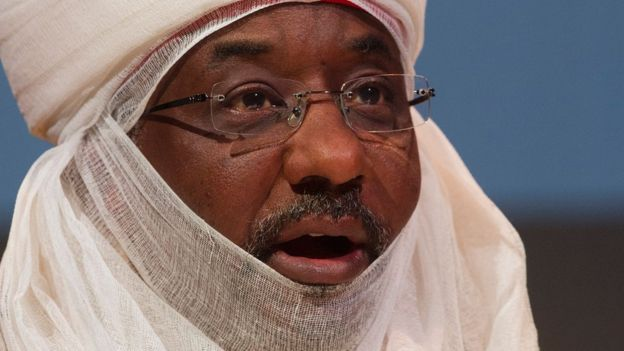 Lamido Sanusi, the Emir of Kano in Nigeria