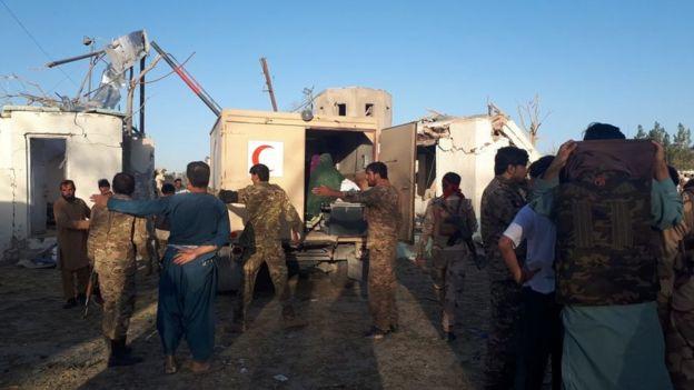 Afganistan (19 Eylül 2019)