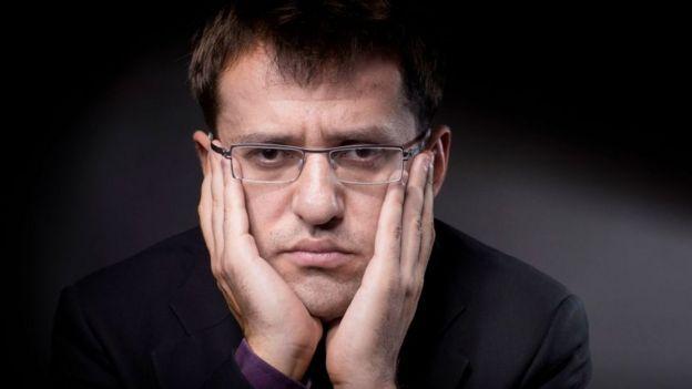 Армянский гроссмейстер Левон Аронян