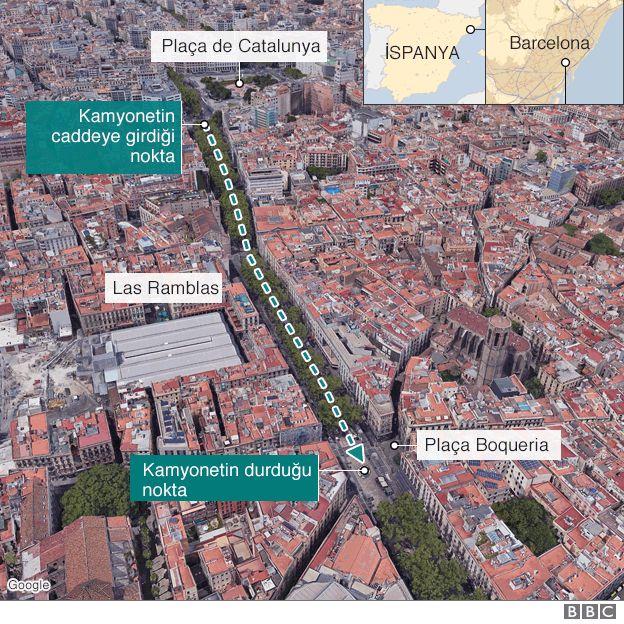 Saldırı harita