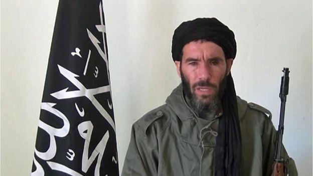 A former leader of Al Qaeda of the Islamic Maghreb.