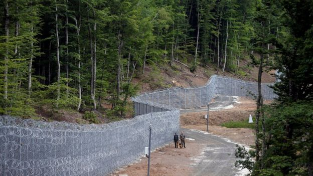 Болгария отгораживается от Турции