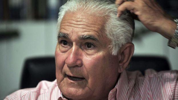 Edén Pastora murió a los 83 años en Managua después de varios días hospitalizado.
