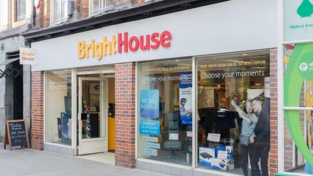 Loja da BrightHouse