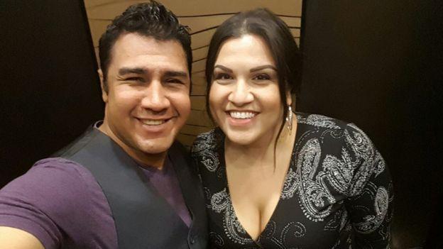 Adam y Raquel Gonzales