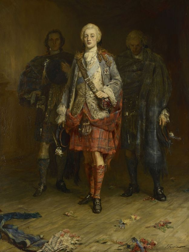 The Myths Of Bonnie Prince Charlie And The Jacobites Bbc News