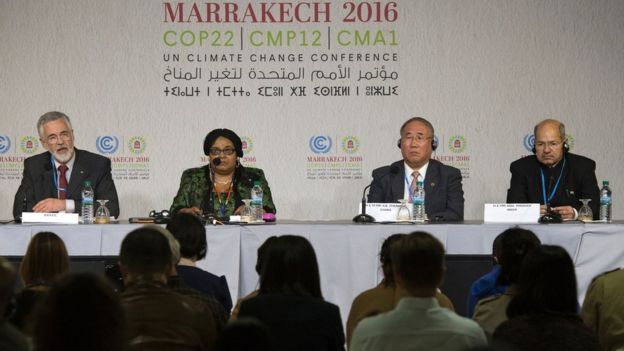 کنفرانس تغییرات اقلیمی سازمان ملل متحد