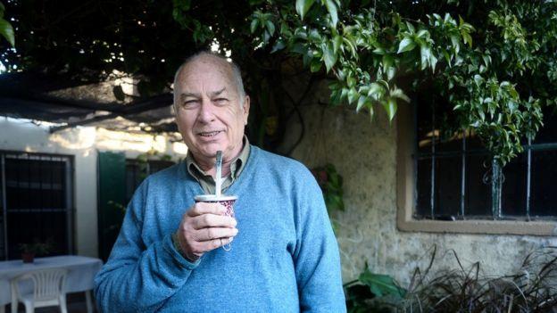 O argentino Rubén Fangio